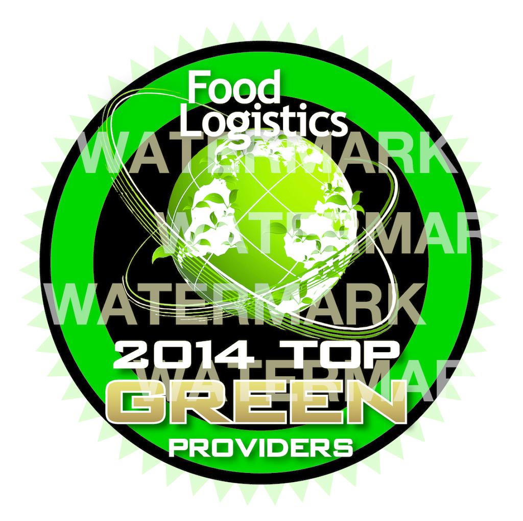 Food Logistics' 2014 Top Green Providers