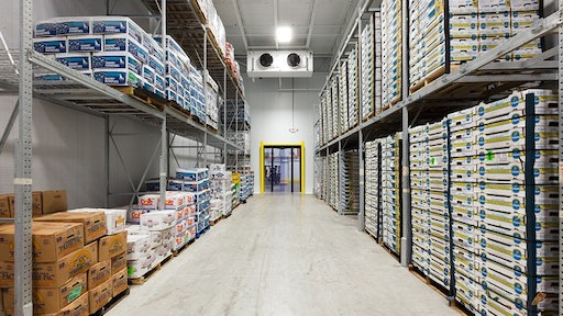 Amazon Blamed For Lack Of Cold Storage Space In Uk Food Logistics