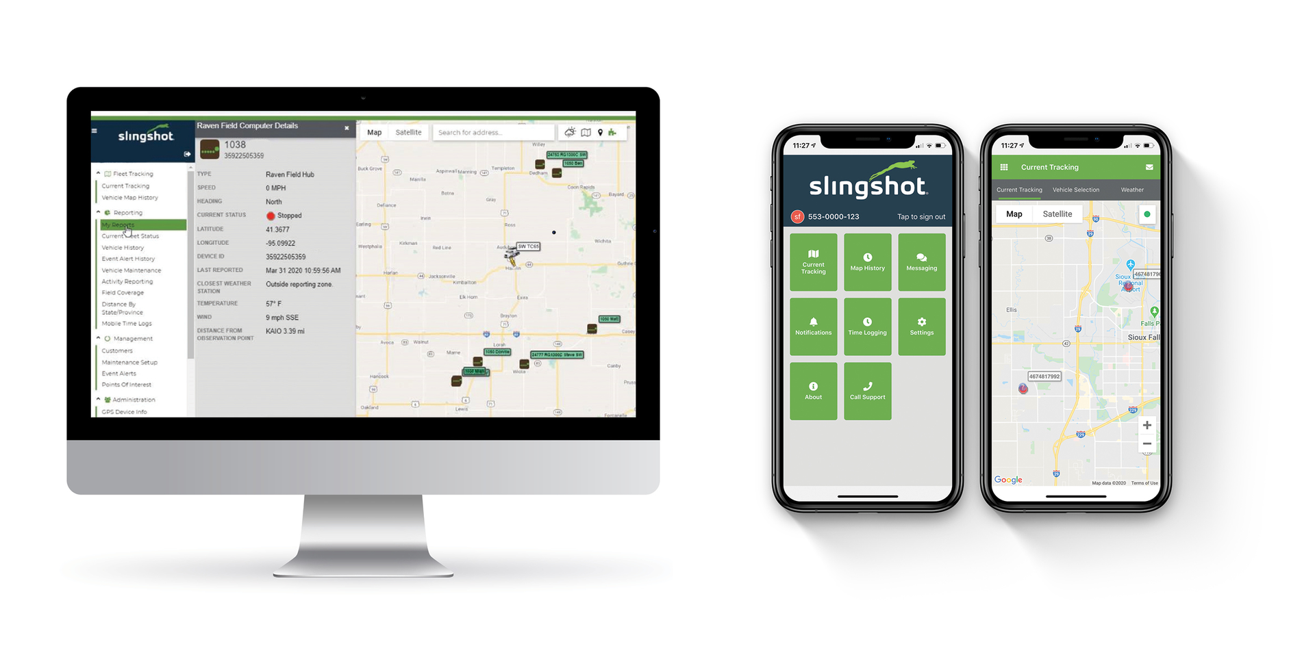 Raven Fleet Tracking Gives Ag Retailers a Comprehensive View of Entire Operation
