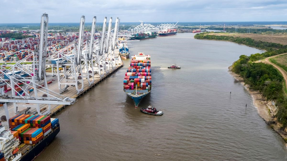 Maritime Logistics - cover